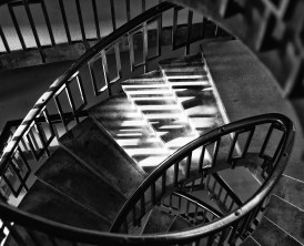 Stairlight Shadows