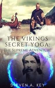 Steven A Key The Vikings Secret Yoga Alt Cover