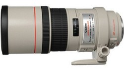 Canon 300 f4 IS USM lens