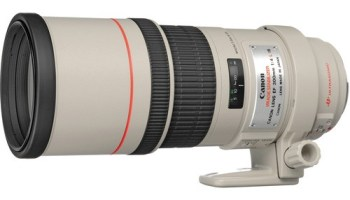 Canon 300 f4 IS USM - review