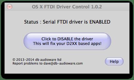 FtdiDriverControl_Main