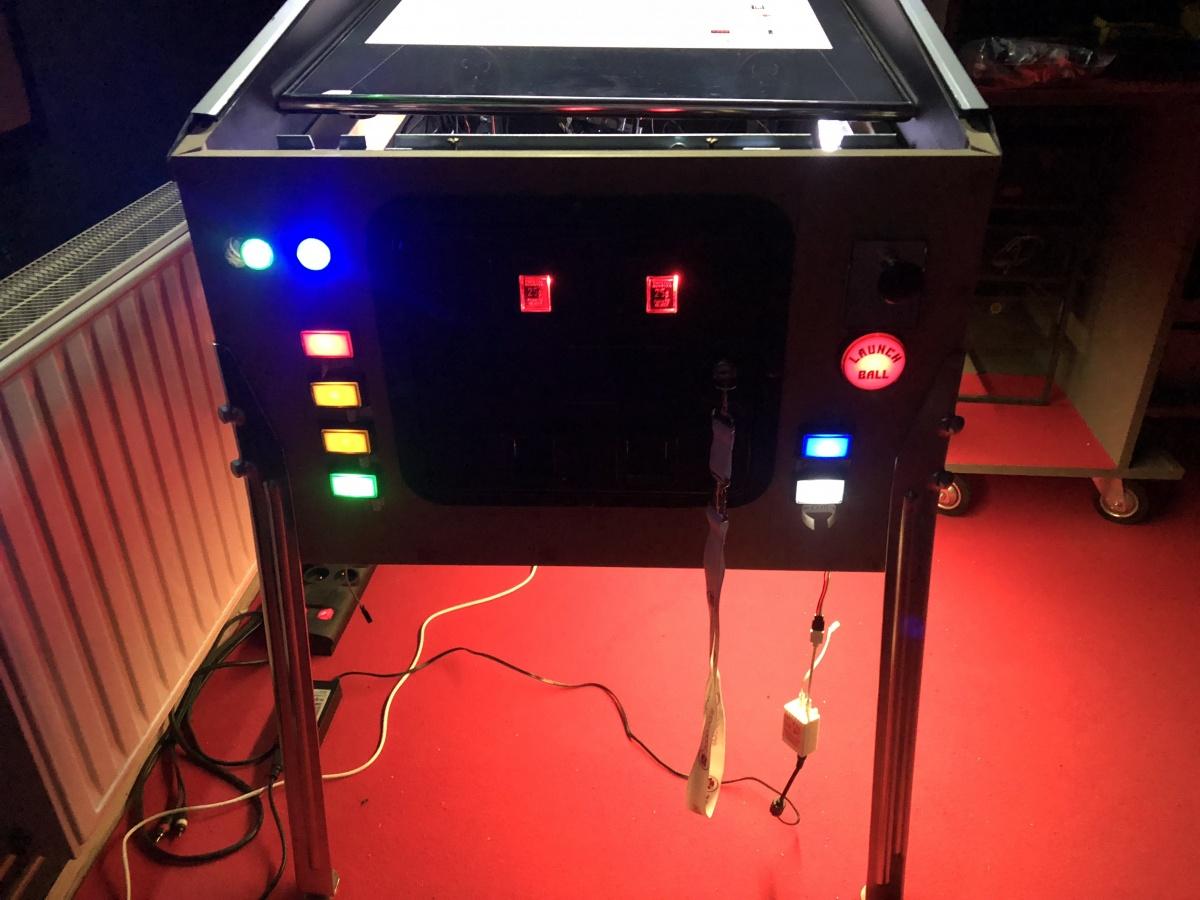 Virtual Pinball - Introduction & Design - Steven B
