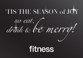 Fitness Magazine: Holiday E-Card – Esther Kim – Steven Chu
