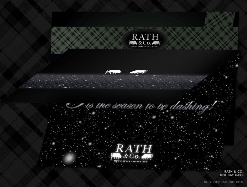 Rath & Co - Graphic Design - Holiday Cards