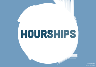 Hourships – Art Apprenticeships for Youth – Logo Design – Steven Chu