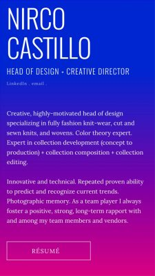 nirco-castillo-fashion-designer-resume-website-concept-steven-chu-mobile-1