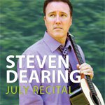 Steven Dearing - July Recital CD Cover