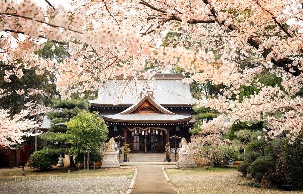 Himeji Castle Shrine