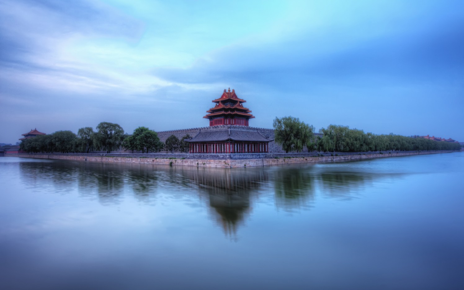 Forbidden City China