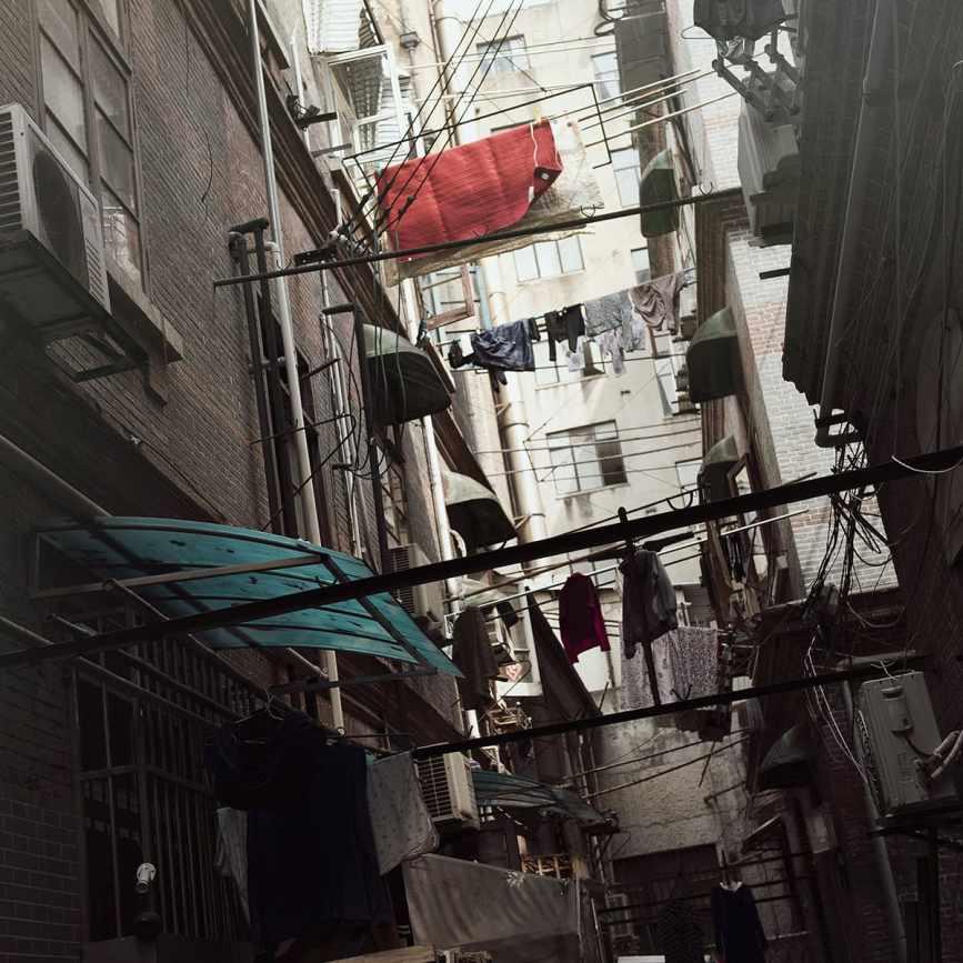 Scene in Shanghai
