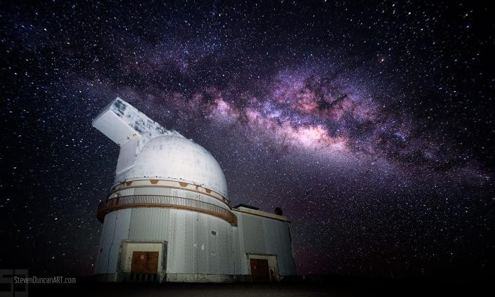 Mauna Kea Observatory Searcher