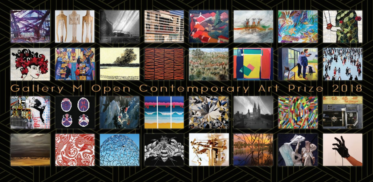 Gallery M Contemporary Art Prize 2018