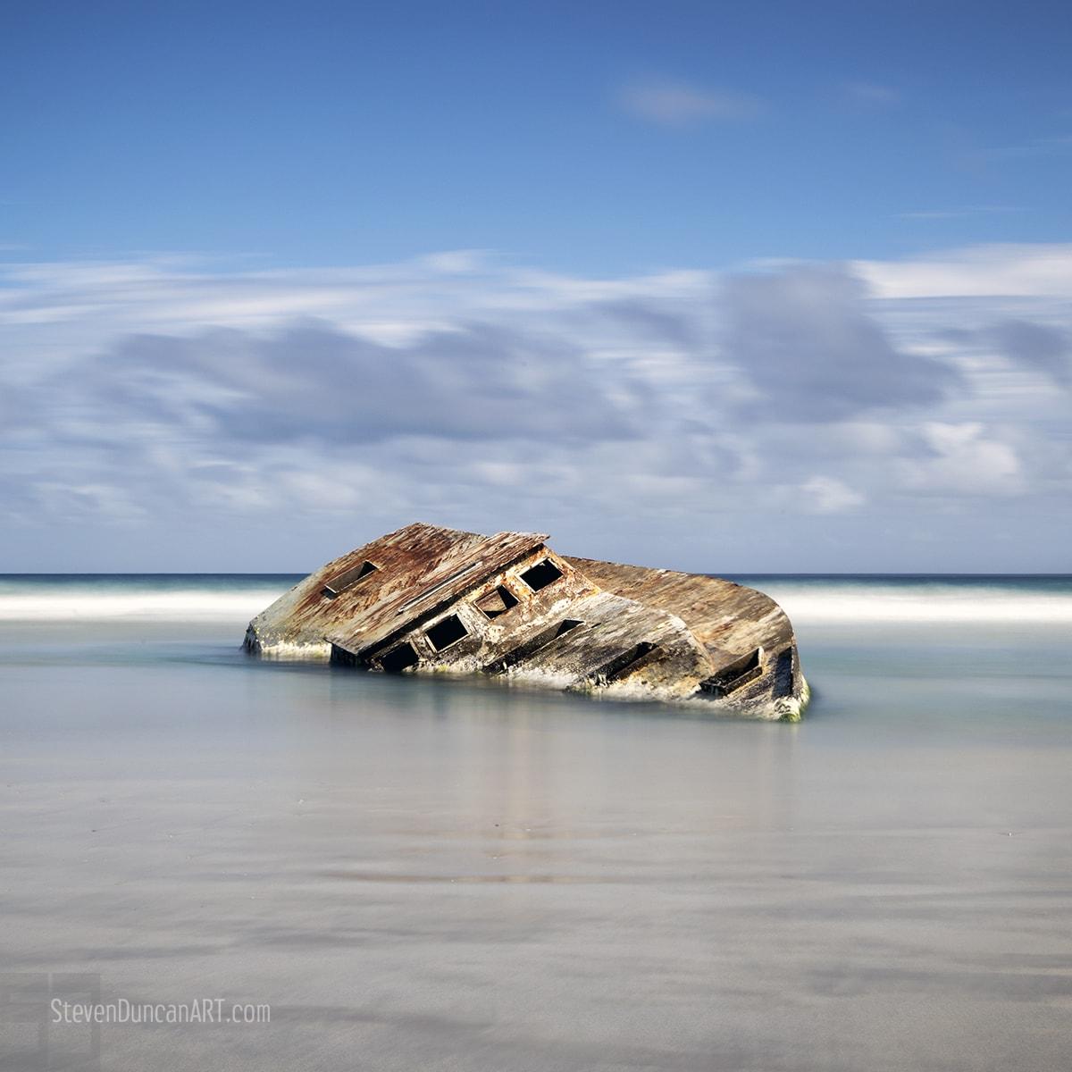 Cape Banks Shipwreck