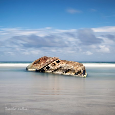 Cape Banks Shipwreck