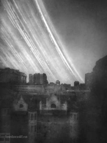 Pulteney st Solargraph
