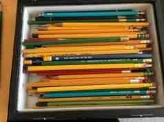 Dad's Pencils