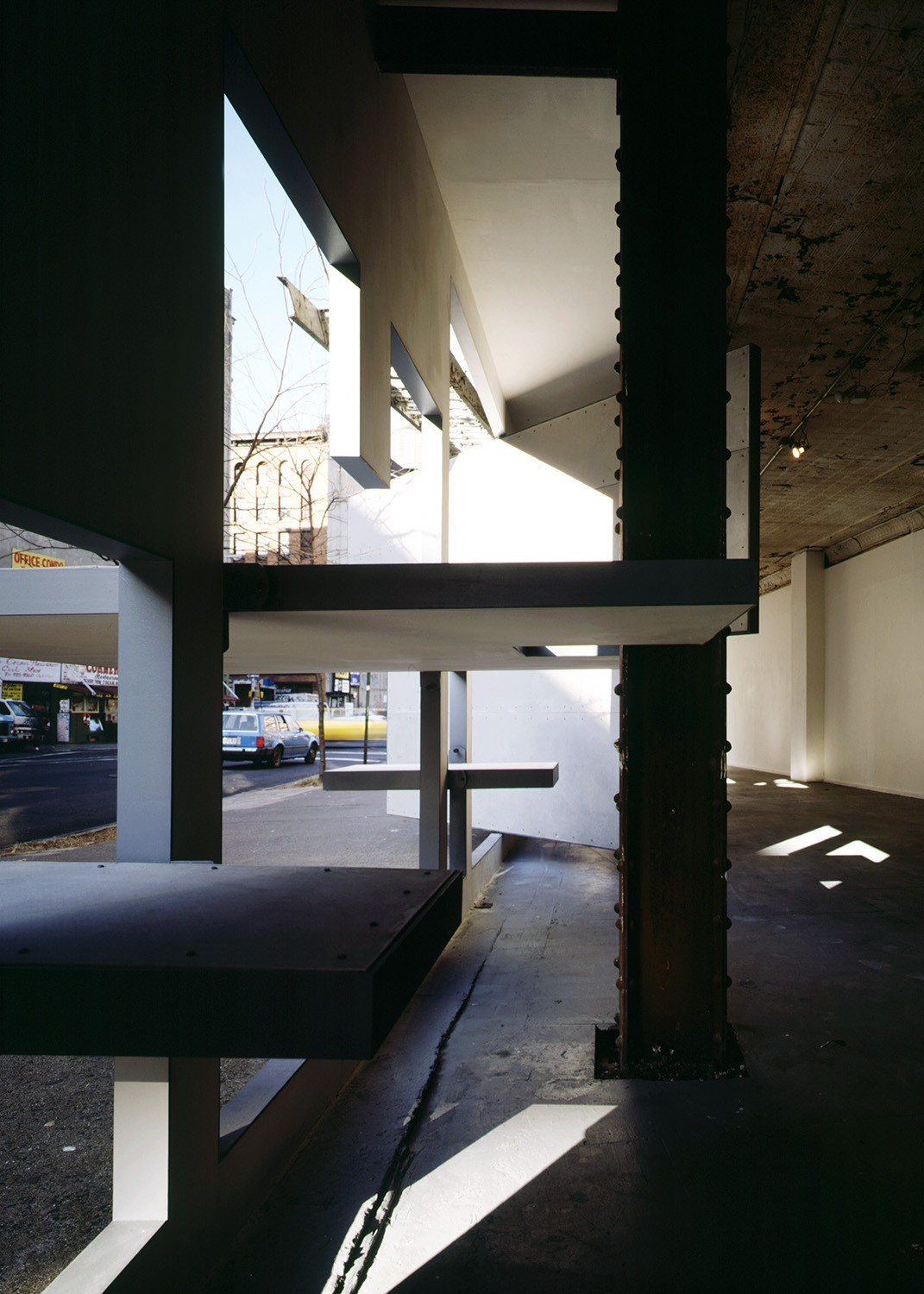 Storefront For Art And Architecture Steven Holl Architects