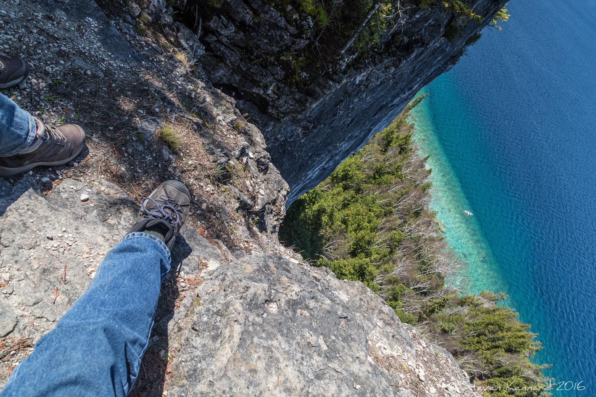 Overlooking Georgian Bay- Steven Kennard 2016