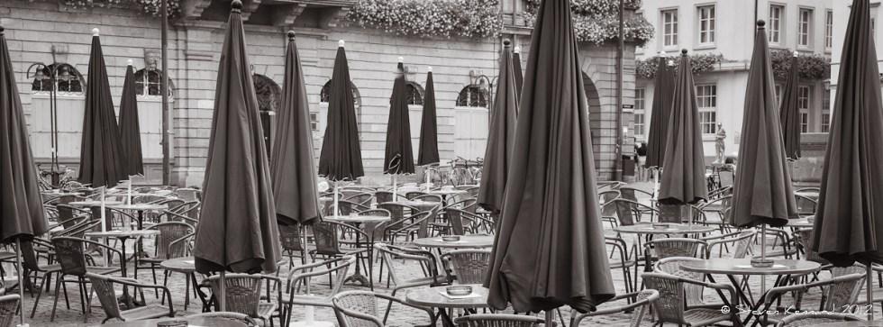 The Cloaked Terrace - Steven Kennard 2012