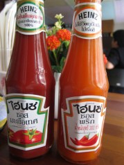 Heinz makes more than catchup in Thailand.