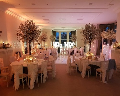 North East Wedding DJ Seaham Hall