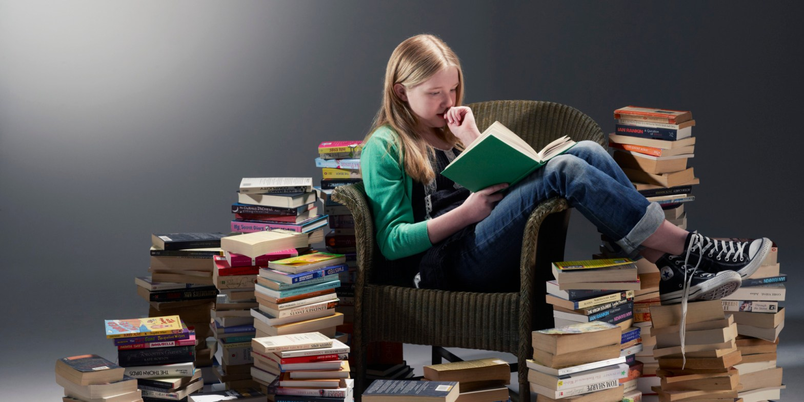 The Reading Habits of Highly-Successful People and 6 Top Books They Read