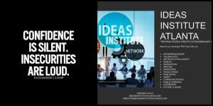 IDEAS INSTITUTE ATLANTA TED TALKS