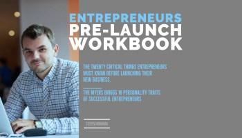Entrepreneure PreLaunch Workbook