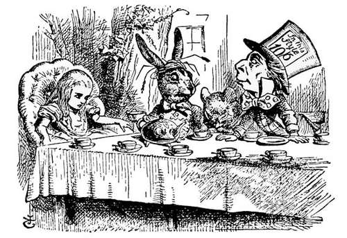 The Search for Alice in Wonderland Jungian Coaching