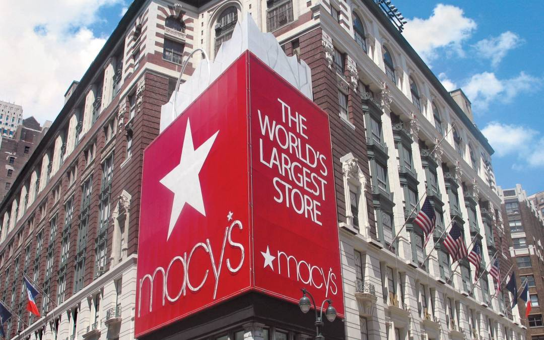 Macy's Must Learn That Bailing Doesn't Fix The Hole