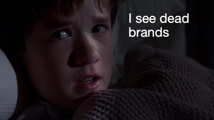 Dead Brands Walking