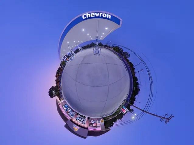 Chevron 360 Virtual Tour