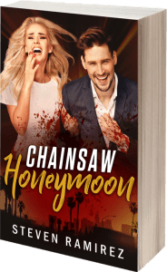 Chainsaw Honeymoon Cover 3D