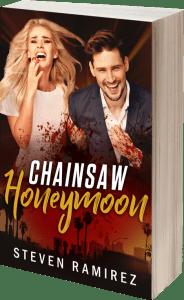 Chainsaw Honeymoon Cover 3D