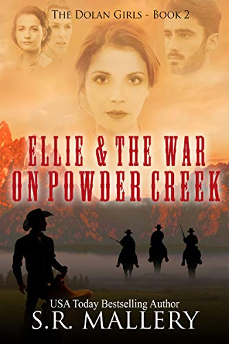 Ellie & The War On Powder Creek Cover