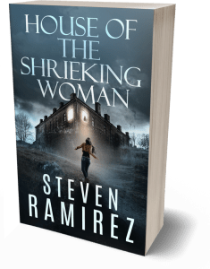 House of the Shrieking Woman Cover (3D M)