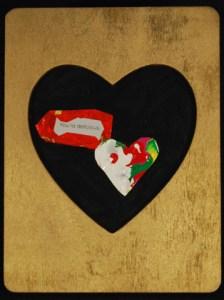 valentine easel #15