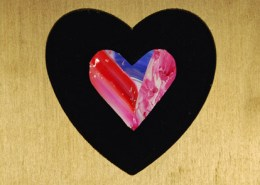 valentine easel #21