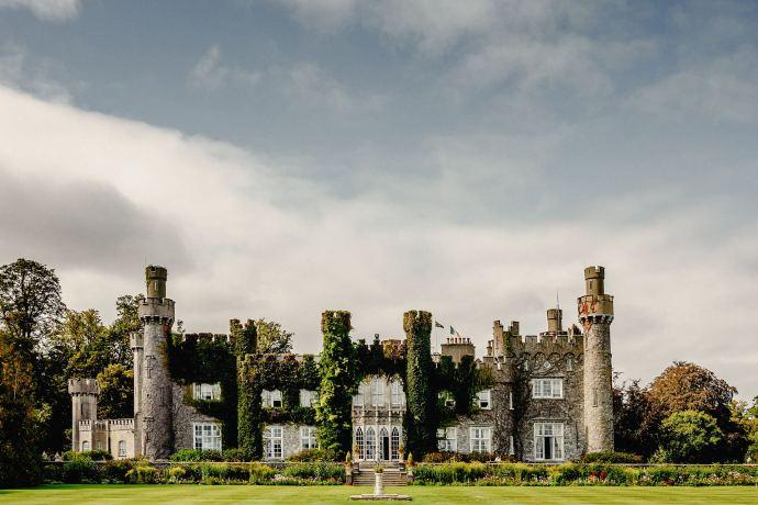 photo of luttrellstown castle in dublin