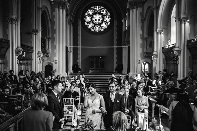 civil ceremony in the great hall