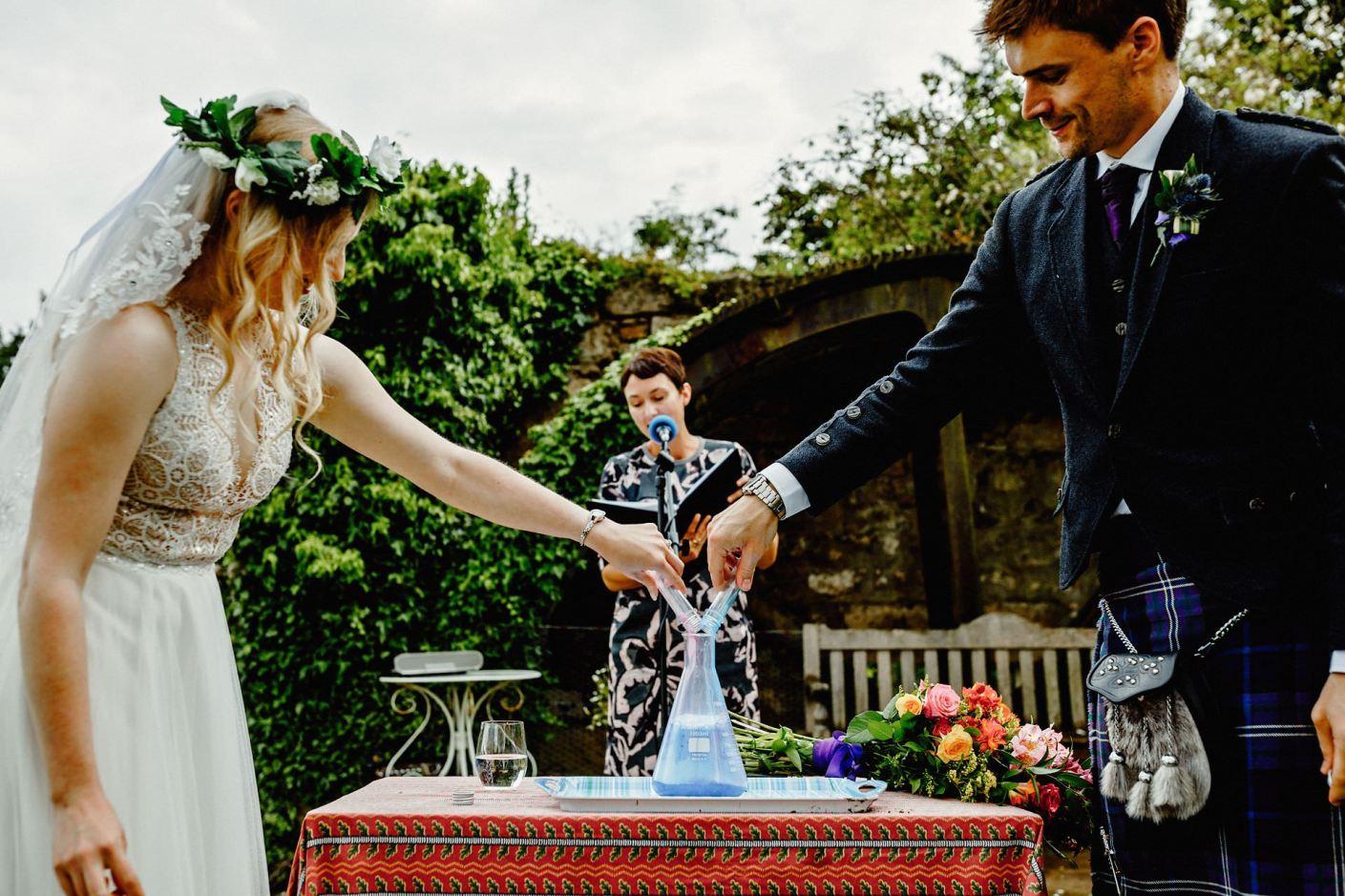 humanist wedding traditions