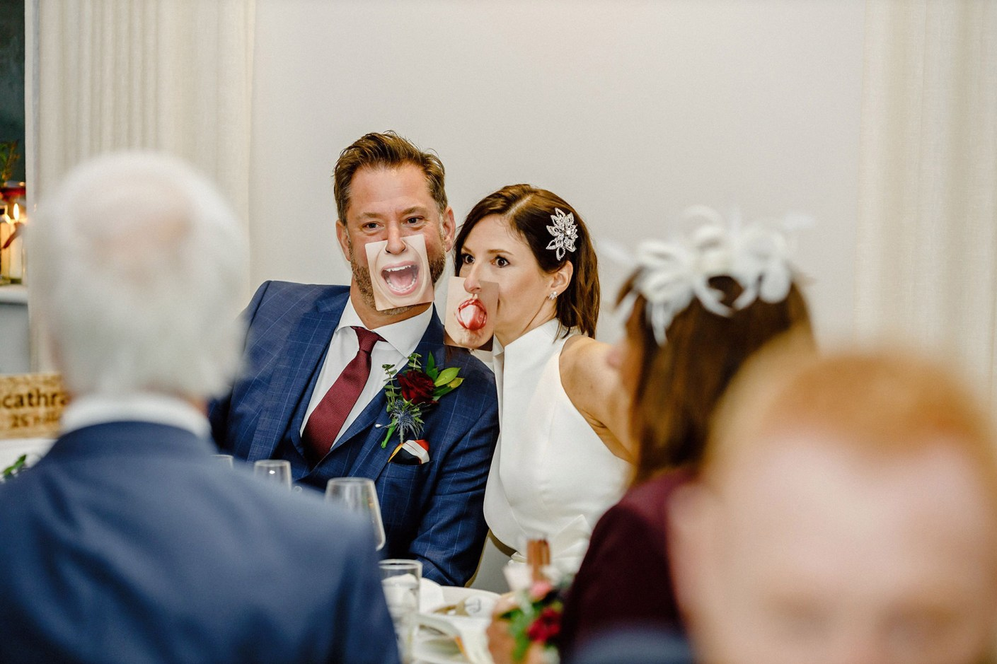 windermere wedding reception, linthwaite house