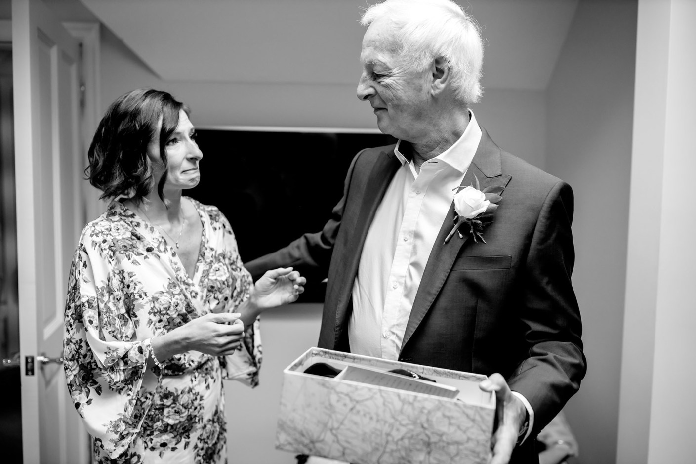 father of the bride, emotional moment