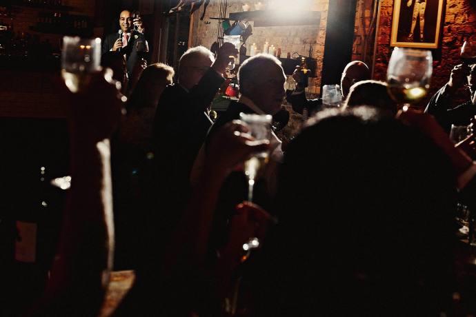 speeches, toasts
