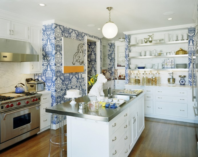 Steven Sclaroff Baker Kitchen
