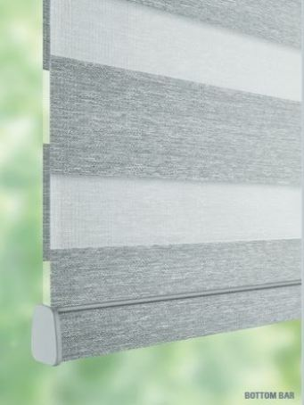 Hunter Douglas Banded Shades Ottawa