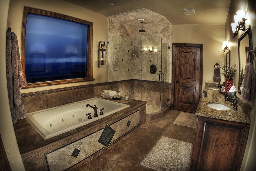 Stevens General Contractors » Bathrooms