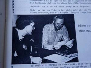Interview mit Dennis Muren