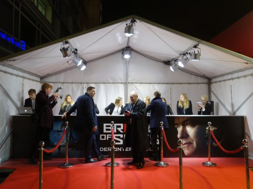 Bridge of Spies Premiere