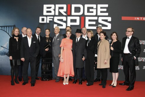 Bridge of Spies Premiere - © 2015 Petra Stadler/ 20th Century Fox